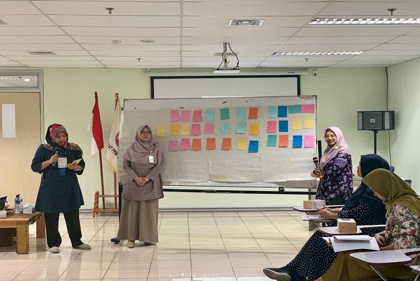 Kegiatan pemberdayaan perawat Dalam Mengelola Asuhan Keperawatan Pasien Dengan Masalah Seksual Sebagai Upaya Promosi Kesehatan Seksual ini dilakukan dalam bentuk workshop di RSUD Koja, Jakarta Utara.