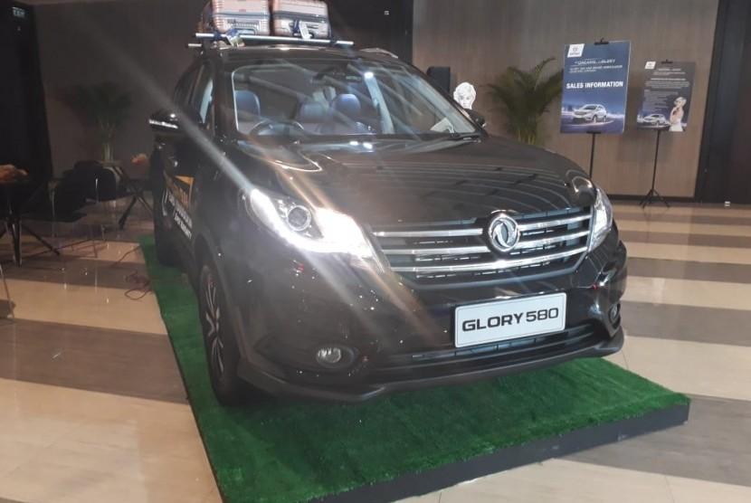Kehadiran DFSK Glory 580 akan meramaikan pasar SUV di tanah air