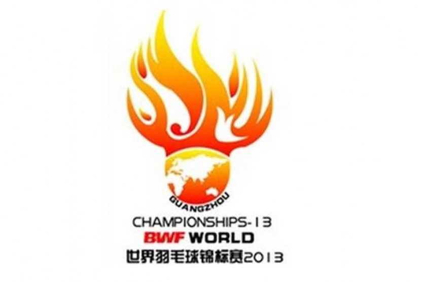 Kejuaraan Dunia Bulutangkis 2013 yang digelar di Guangzhou, Cina.