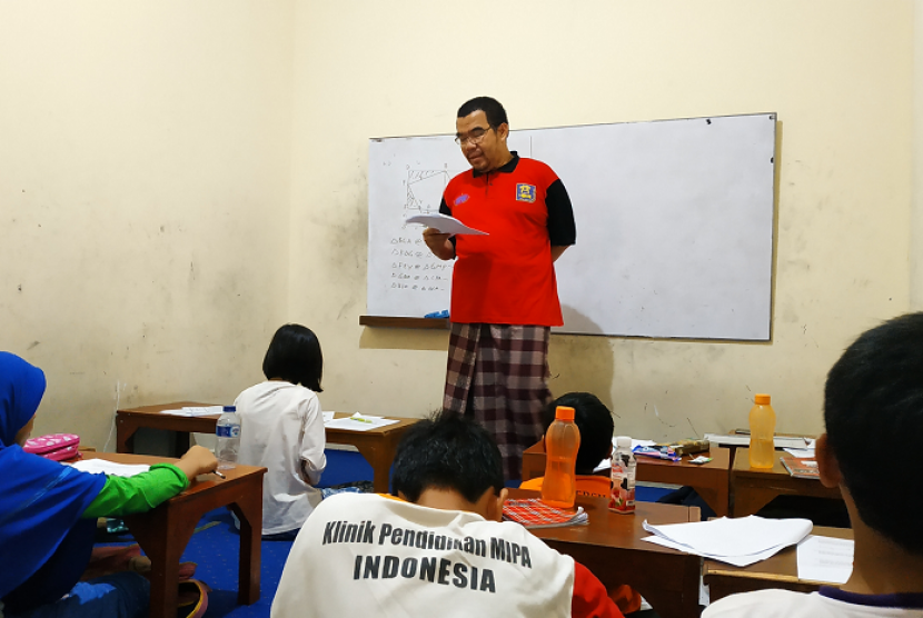 Kelas Istimewa KPM: KPM menggelar kelas istimewa untuk para siswanya.