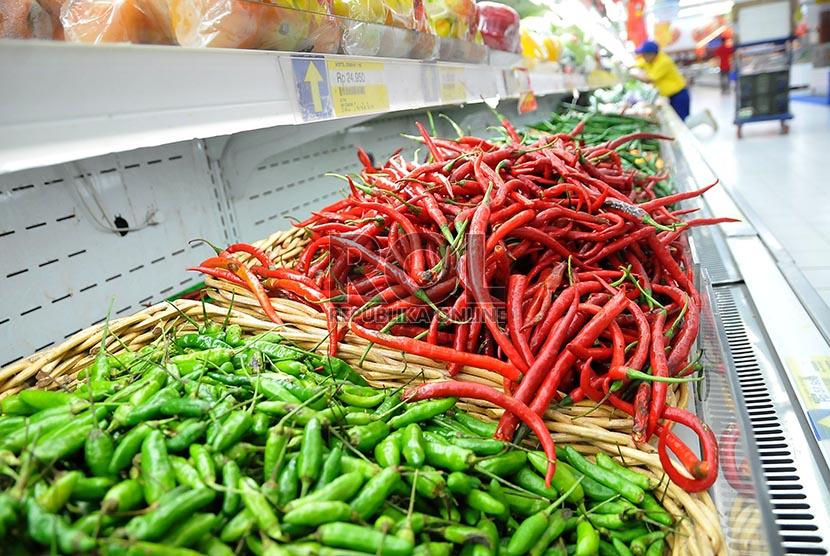 Kelompok Bahan Makanan Menyumbang Andil Inflasi Terbesar