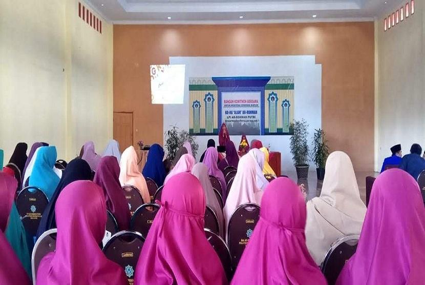 Kelompok Bermain Raudhatul Athfah Ar Rohmah gelar orientasi bagi orang tua murid