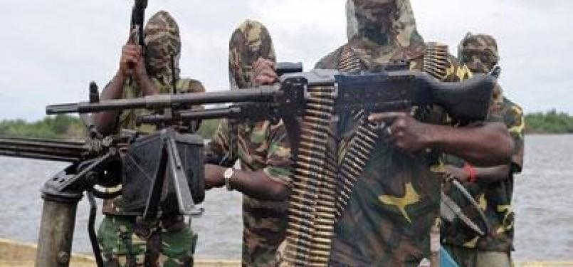 Kelompok Boko Haram (ilustrasi)