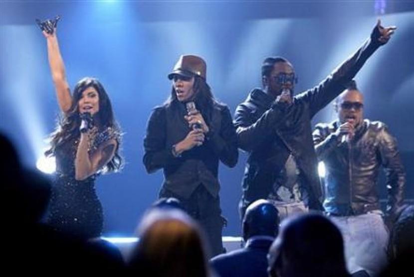 Kelompok hip hop Black Eyed Peas.