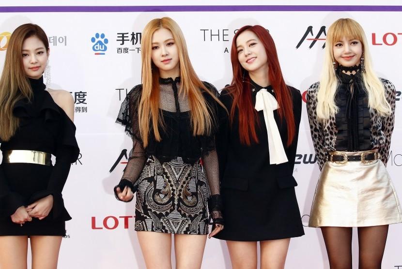 Kelompok musik Korea Blackpink.