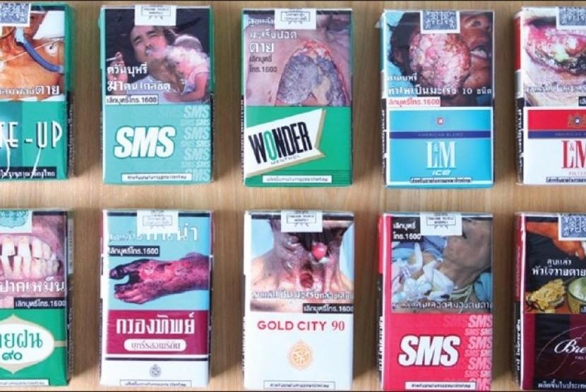 Industri Rokok Jangan Berkelit soal Peringatan Bergambar