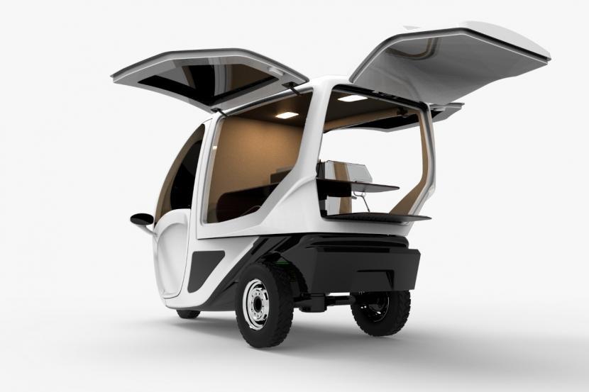 Kemenperin dan NMAA menggelar Kemenperin PowerAce Digimodz yang merupakan kompetisi modifikasi kendaraan listrik roda tiga.