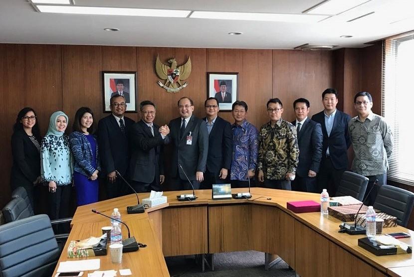 Kemenperin menggelar kegiatan Promosi Investasi Kawasan Industri Indonesia di Tokyo, Osaka, dan Yokkaichi City, Jepang, pada 13-15 September 2017.