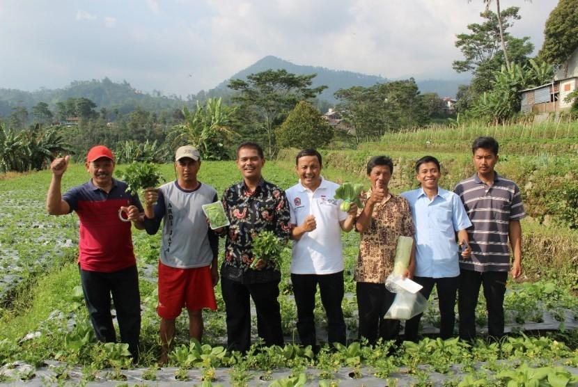 Kementan Genjot Pengembangan Sentra Sayuran Organik 3