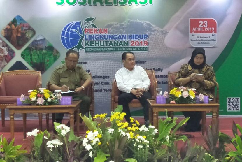Kementerian Lingkungan Hidup dan Kehutanan (KLHK) Indonesia bersama Antheus Indonesia akan menyelenggarakan Pekan Lingkungan Hidup dan Kehutanan ke-23 pada tanggal 11-13 Juli mendatang di Jakarta Convention Center (JCC), Hall Cendrawasih, Jakarta.