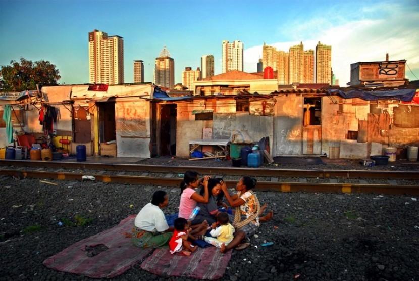 Kemiskinan, menjadi penyumbang faktor kategori Negara gagal