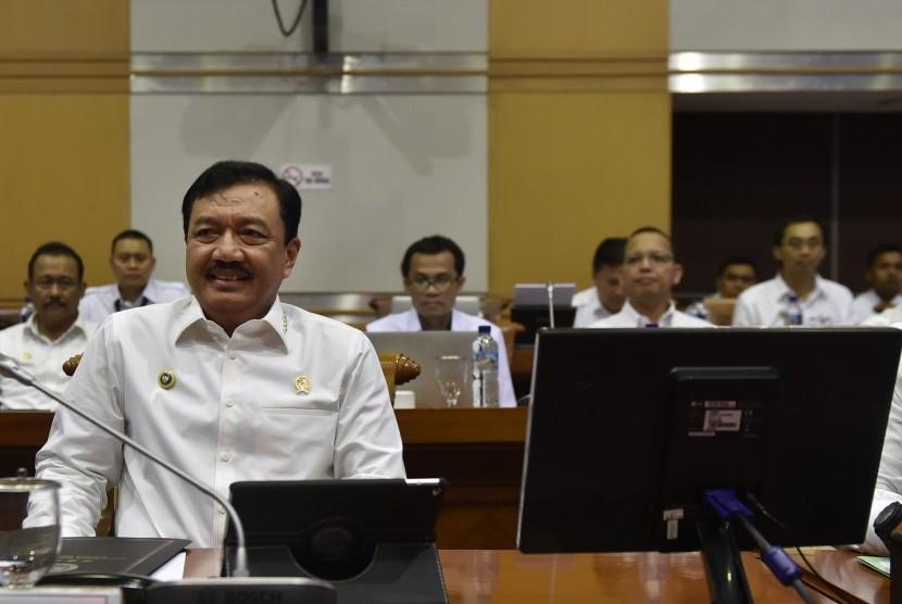 Kepala Badan Intelijen Negara (BIN) Jenderal Pol Budi Gunawan.