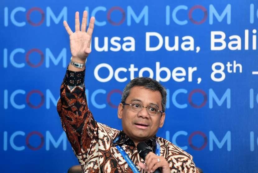 Kepala Badan Kebijakan Fiskal Suahasil Nazara.