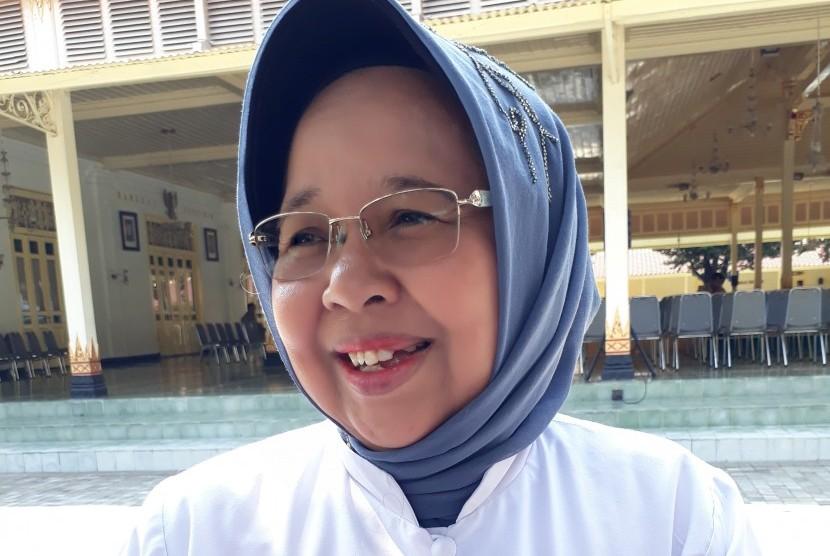 Kepala Badan Ketahanan Pangan dan Penyuluhan (BKPP) DIY, Arofa Noor Indriani.