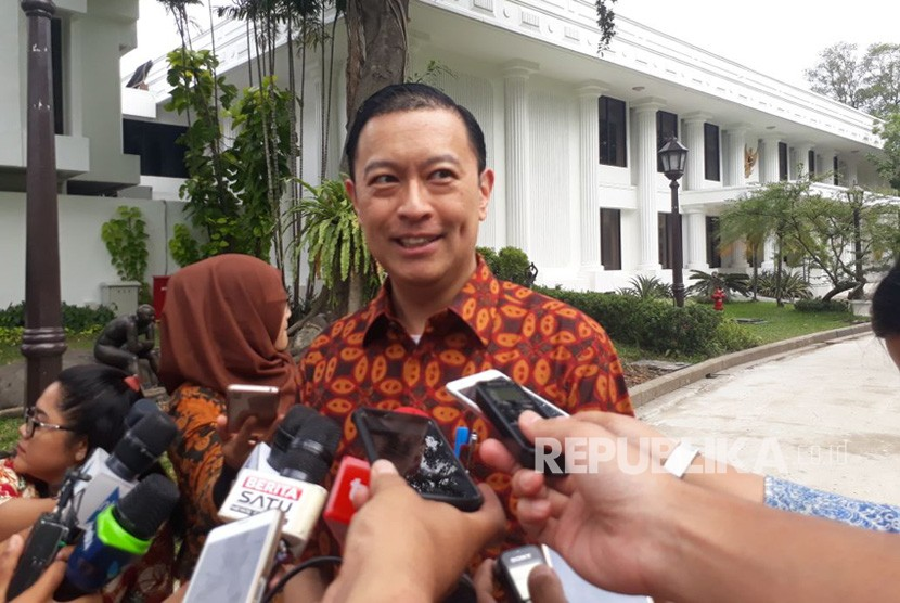 Chief of the Indonesian Investment Coordinating Board (BKPM) Thomas Lembong.