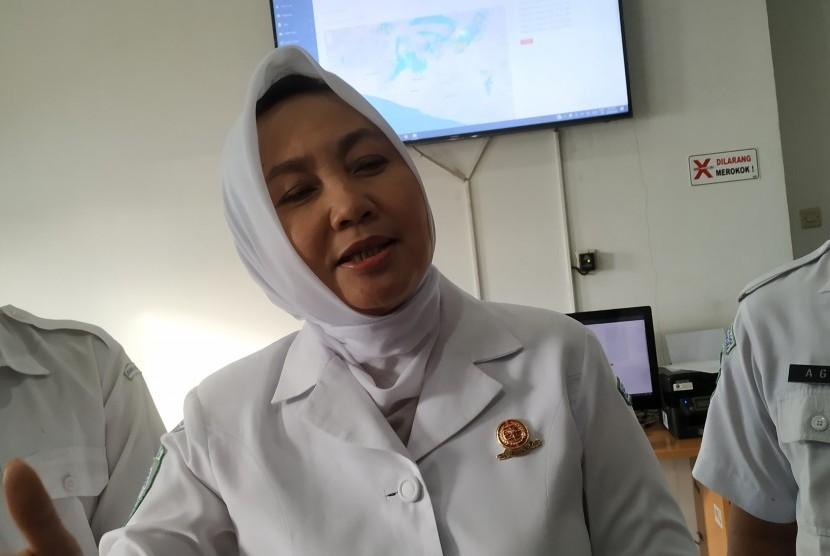 Kepala Badan Meteorologi, Klimatologi, dan Geofisika Indonesia  (BMKG), Dwikorita Karnawati