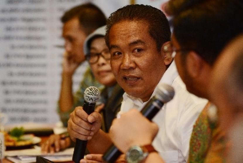 Kepala Badan Narkotika Nasional Komjen Anang Iskandar.