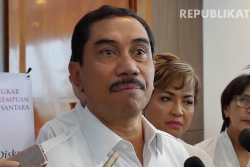 Kepala Badan Nasional Penanggulangan Terorisme (BNPT), Suhardi Alius