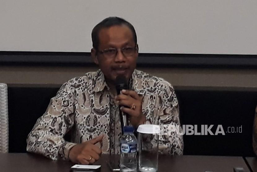 Kepala Badan Penelitian dan Pengembangan Industri Kementerian Perindustrian, Ngakan Timur Antara.