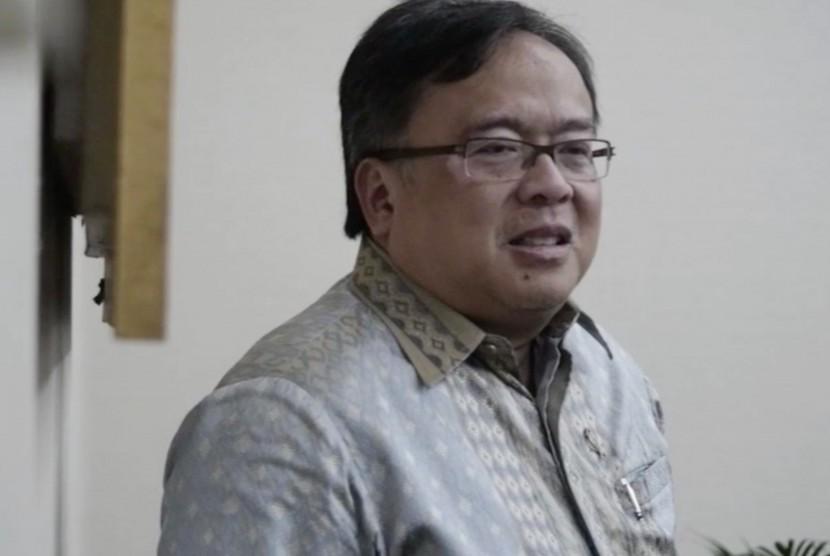 Kepala Badan Perencanaan Pembangunan Nasional (Bappenas), Bambang Brodjonegoro