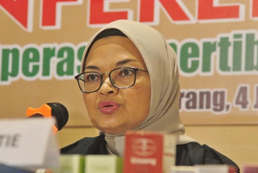Kepala Badan POM RI, Penny Kusumastuti Lukito