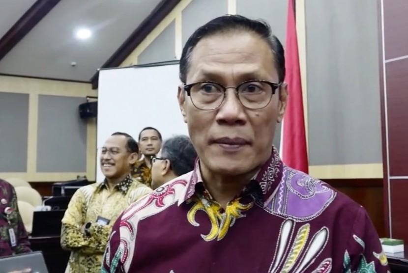 Kepala Badan Pusat Stastistik (BPS), Suhariyanto