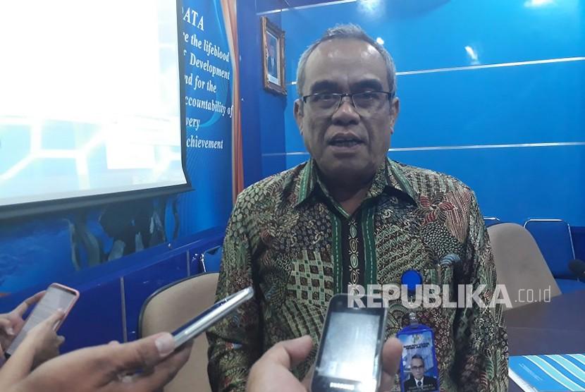 Kepala Badan Pusat Statistik (BPS) Jawa Timur Teguh Pramono