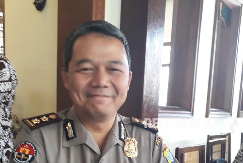Kepala Bidang Humas Polda DIY AKBP Yulianto.
