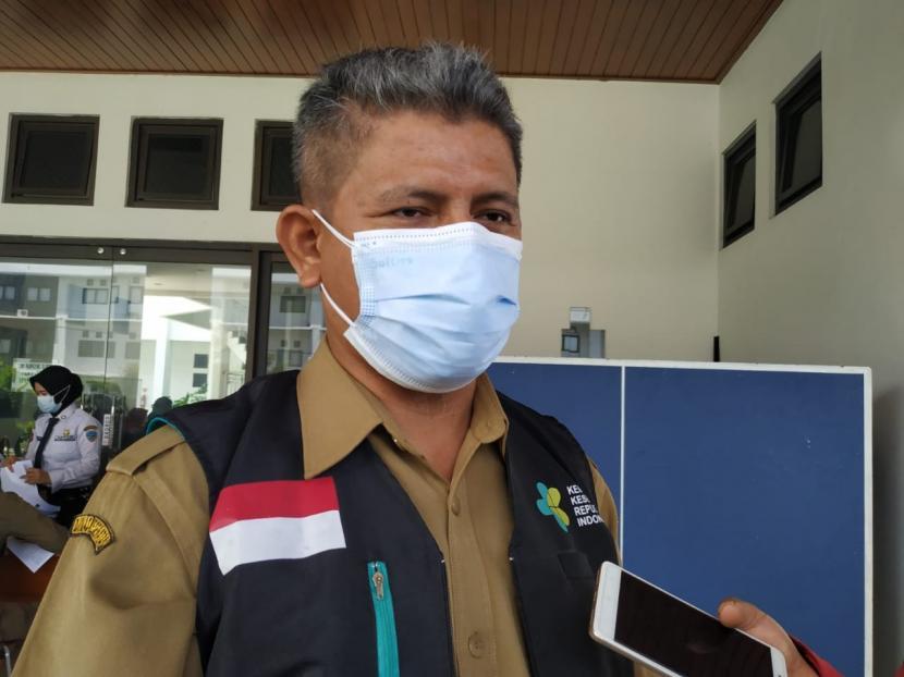 Kepala Bidang Pencegahan dan Pengendalian Penyakit Dinas Kesehatan Kota Tasikmalaya, Asep Hendra.