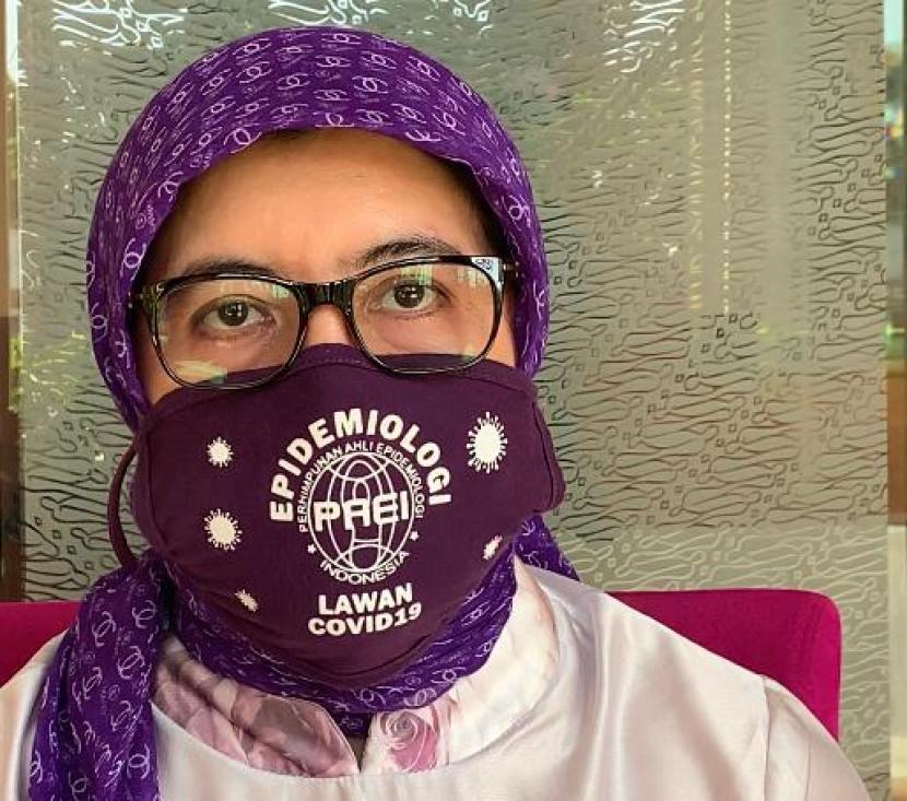 Kepala Bidang Pengembangan Profesi Perhimpunan Ahli Epidemiologi Indonesia (PAEI), Masdalina Pane.