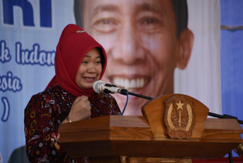 Kepala Biro Humas Setjen MPR Siti Fauziah, SE., MM.