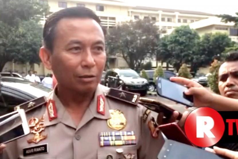 Kepala Biro Penerangan Masyarakat  (Karopenmas) Polri Brigjen Pol Agus Rianto