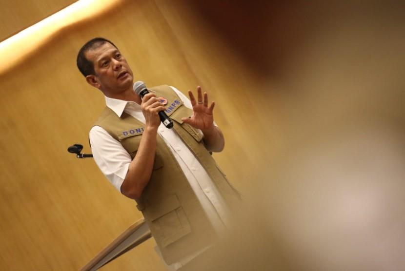 Kepala BNPB Doni Monardo(dok. Humas BNPB )