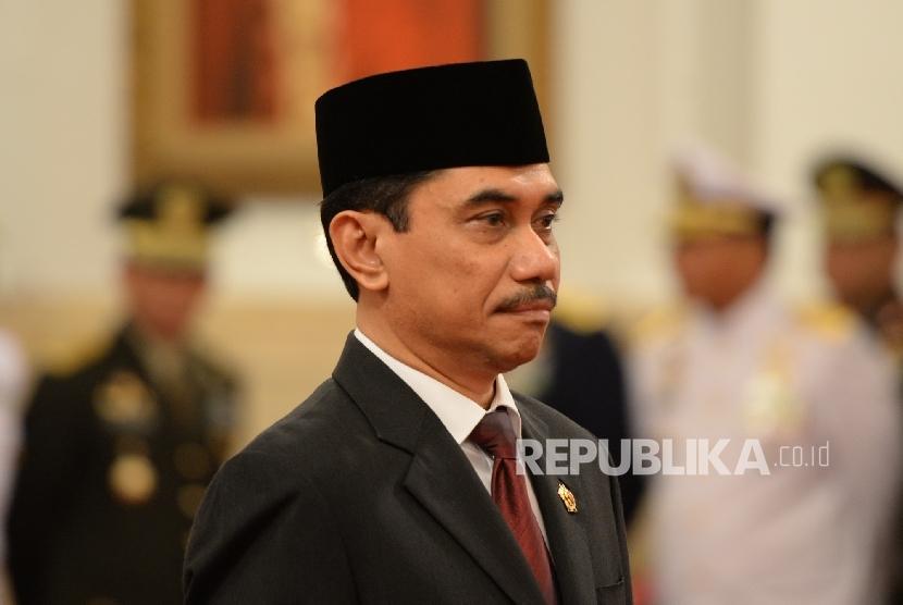 Kepala BNPT - Komisaris Jenderal Polisi Suhardi Alius