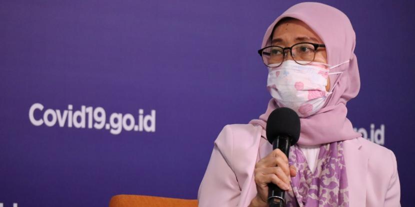 Kepala Dinas Kesehatan (Dinkes) DKI Jakarta, Widyastuti.