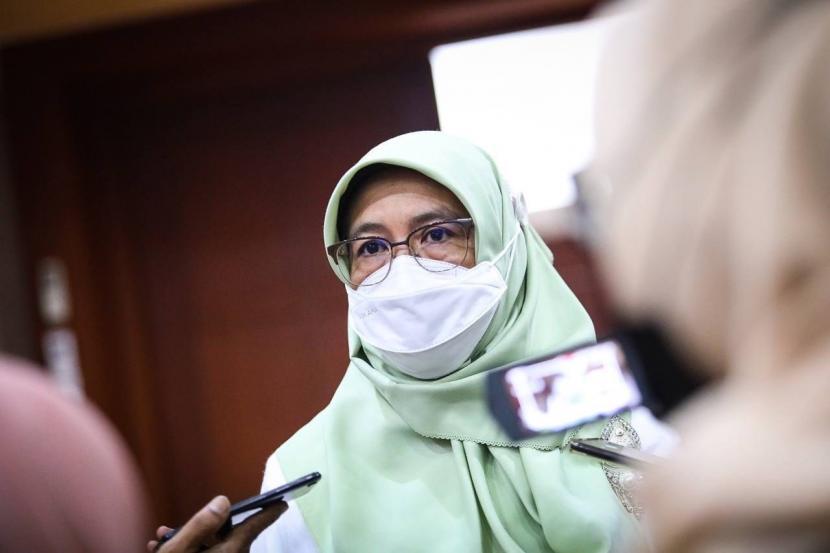 Kepala Dinas Kesehatan (Dinkes) Kota Bandung, Ahyani Raksanagara