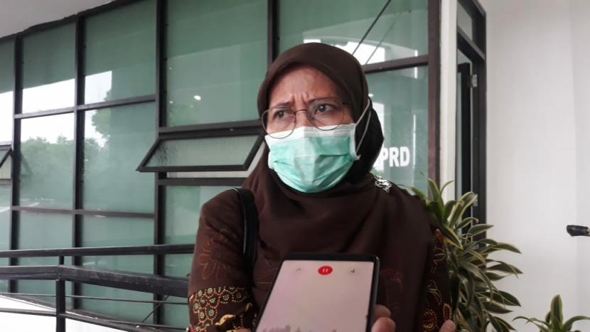 Kepala Dinas Kesehatan (Dinkes) Kota Bogor, Sri Nowo Retno.