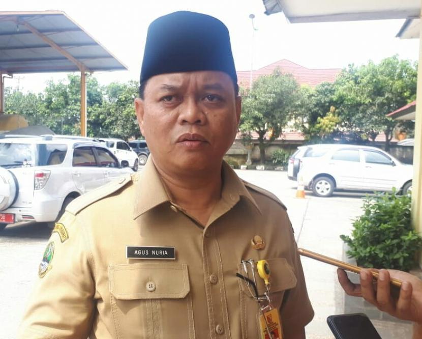 Separuh Dana Infrastruktur Kabupaten Bandung Terdampak Covid Republika Online