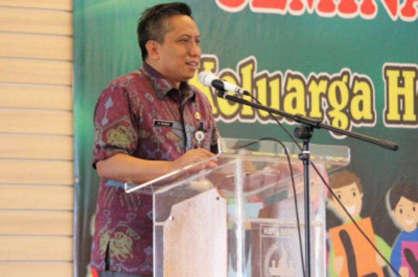 Kepala Dinas Tenaga Kerja (Disnaker) Kota Depok, Mohammad Thamrin.