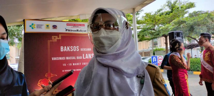 Kepala Dinkes Kota Bandung, Ahyani Raksanagara