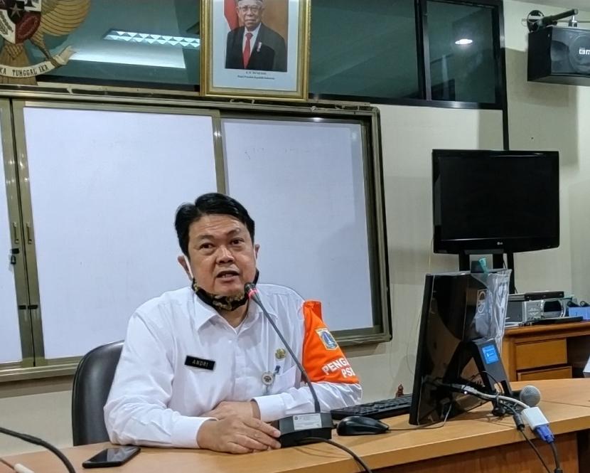 Kepala Disnakertrans dan Energi DKI Jakarta, Andri Yansyah.