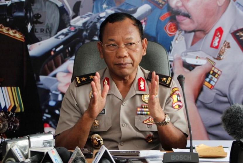 Kepala Divisi Humas Mabes Polri Irjen Pol Saud Usman Nasution