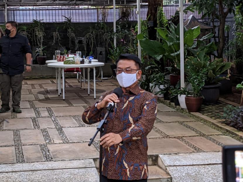 Moeldoko Akui Ada Pertemuan di Hotel | Republika Online