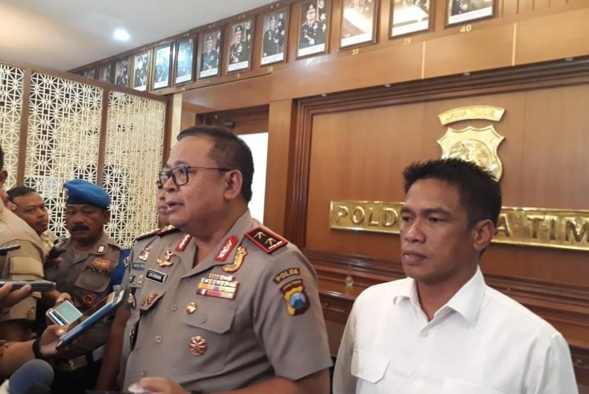 Kepala Kepolisian Daerah Jawa Timur Irjen Pol Luki Hermawan