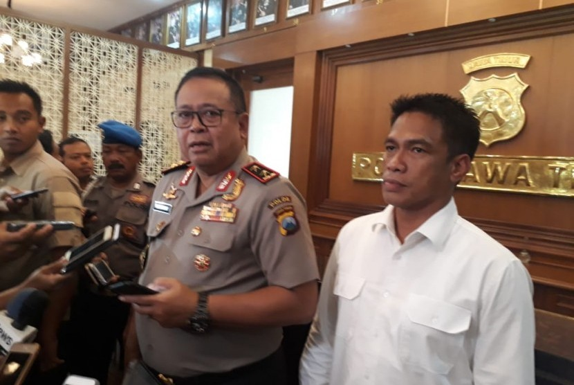 East Java Police Chief, Inspector General Luki Hermawan