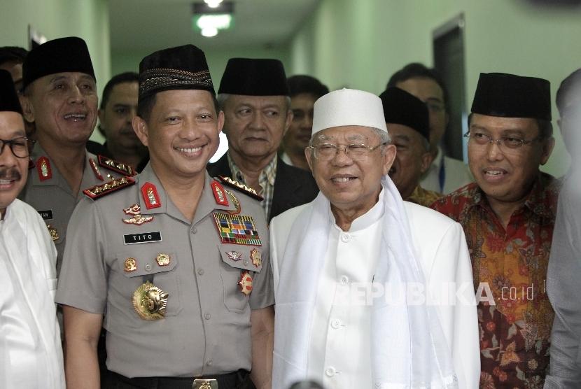 Kepala Kepolisian Republik Indonesia Jenderal Tito Karnavian (ilustrasi)