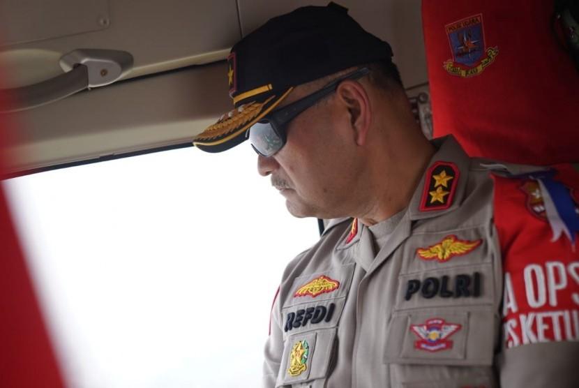 Kepala Polda Maluku Irjen Refdi Andri.