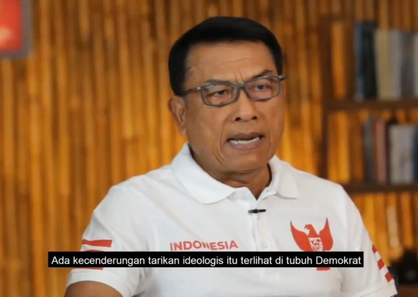 Moeldoko Paparkan 12 Aksi Pencegahan Korupsi 2021-2022 ...