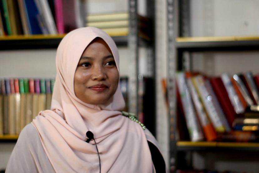Kepala Litbang IPA Klinik Pendidikan MIPA, Ina Ana Khoeriah.