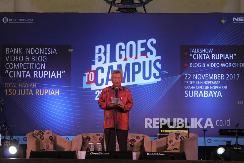 Kepala Perwakilan Bank Indonesia Wilayah Jawa Timur, Difi Ahmad Johansyah.